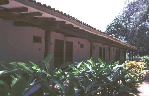 Accommodation at Hato El Cedral